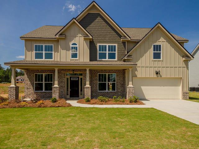 232 Edenbridge Way, Evans, GA 30809 (MLS #441629) :: Shannon Rollings Real Estate