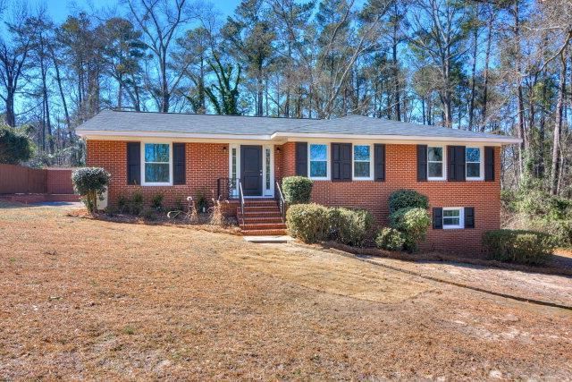 3049 Dennis Road, Augusta, GA 30907 (MLS #441740) :: Young & Partners