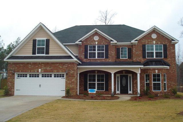 1156 Waltons Pass, Evans, GA 30809 (MLS #441761) :: Shannon Rollings Real Estate