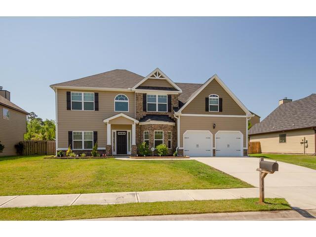 850 Shirez Drive, Grovetown, GA 30813 (MLS #441781) :: Shannon Rollings Real Estate