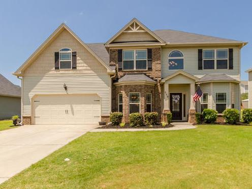 589 Buttonwood Drive, Graniteville, SC 29829 (MLS #442232) :: Shannon Rollings Real Estate