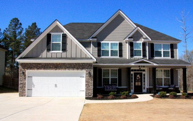 878 Leyland Lane, Evans, GA 30809 (MLS #442280) :: RE/MAX River Realty