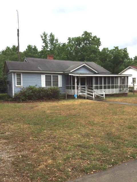 1091 Calhoun Street, Johnston, SC 29832 (MLS #442437) :: Southeastern Residential