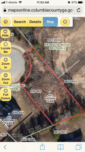 435 Keesaw Glen, Grovetown, GA 30813 (MLS #442561) :: REMAX Reinvented | Natalie Poteete Team