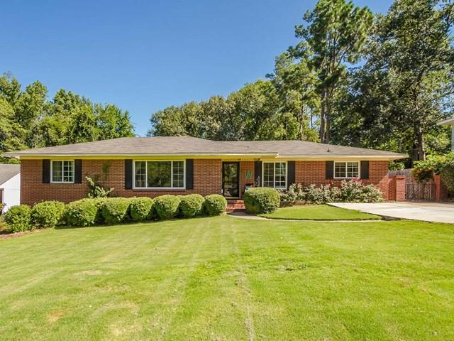 920 Fairwood Avenue, North Augusta, SC 29841 (MLS #442684) :: Shannon Rollings Real Estate