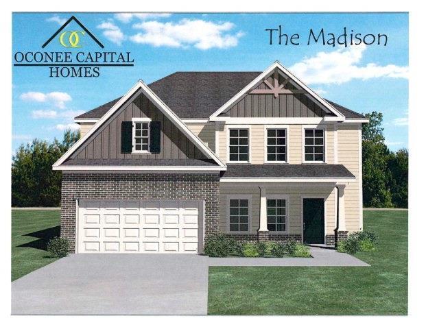 219 Palisade Ridge, Evans, GA 30809 (MLS #442727) :: Shannon Rollings Real Estate