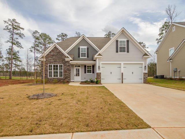 4335 Satolah Ridge, Evans, GA 30809 (MLS #442744) :: Meybohm Real Estate