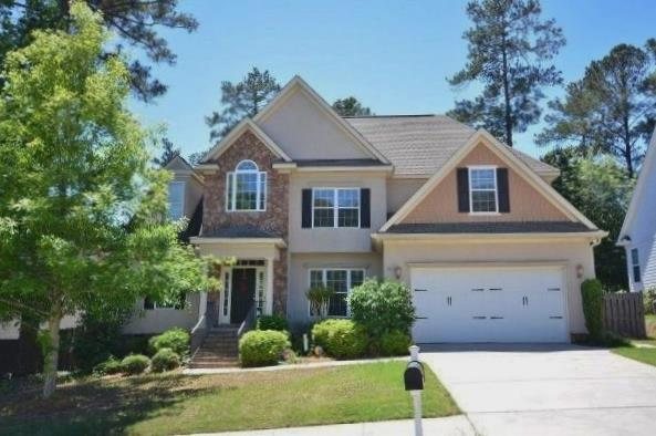926 Napiers Post Drive, Evans, GA 30809 (MLS #442774) :: Shannon Rollings Real Estate