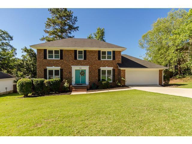709 Low Meadow Drive, Evans, GA 30809 (MLS #442828) :: Melton Realty Partners