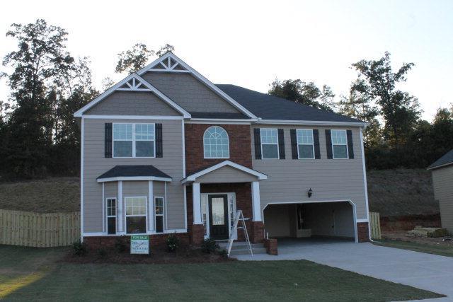 723 Porter Lane, Grovetown, GA 30813 (MLS #442907) :: Young & Partners