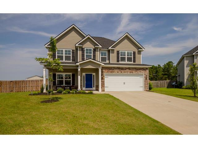 138 Wiley Drive, Grovetown, GA 30813 (MLS #443380) :: Shannon Rollings Real Estate