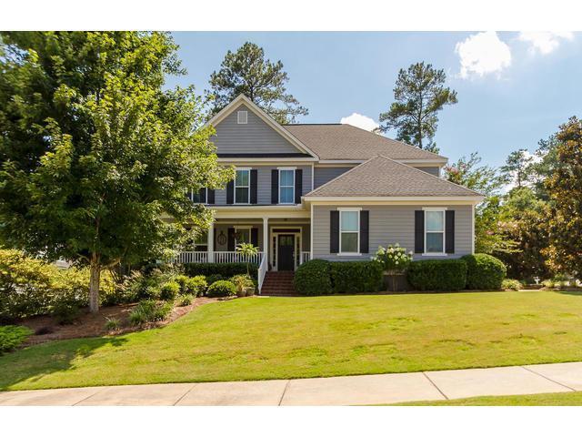 920 Napiers Post Drive, Evans, GA 30809 (MLS #443587) :: Shannon Rollings Real Estate