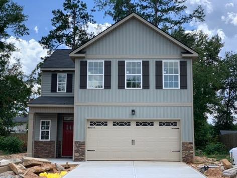 119 Mossy Oak Circle, North Augusta, SC 29851 (MLS #444220) :: RE/MAX River Realty