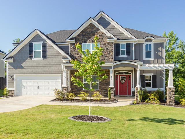 420 Kirkwood Drive, Evans, GA 30809 (MLS #444251) :: RE/MAX River Realty