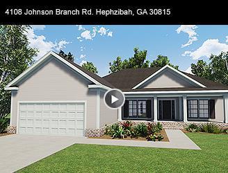 4108 Johnson Branch Road, Hephzibah, GA 30815 (MLS #444362) :: Venus Morris Griffin | Meybohm Real Estate