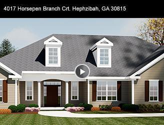 4017 Horsepen Branch, Hephzibah, GA 30815 (MLS #444363) :: Venus Morris Griffin | Meybohm Real Estate