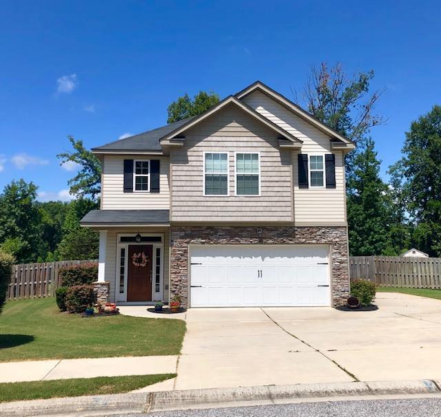 903 Oak Park Loop, Grovetown, GA 30813 (MLS #444376) :: Meybohm Real Estate