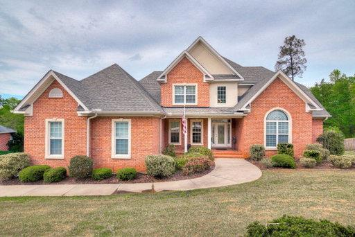 1820 Prince George Avenue, Evans, GA 30809 (MLS #444667) :: Young & Partners