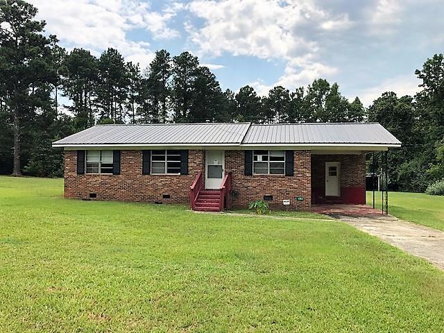 1383 Tabernacle Church Road, Lincolnton, GA 30817 (MLS #444725) :: Shannon Rollings Real Estate