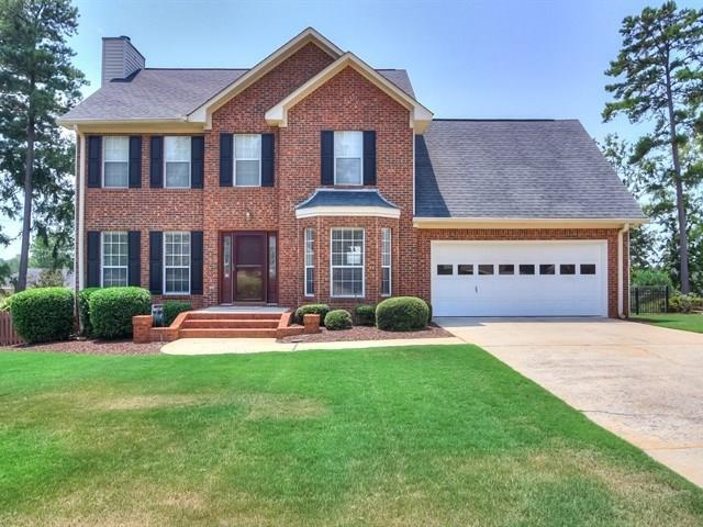 314 Bridle Path Road, North Augusta, SC 29860 (MLS #444834) :: Melton Realty Partners