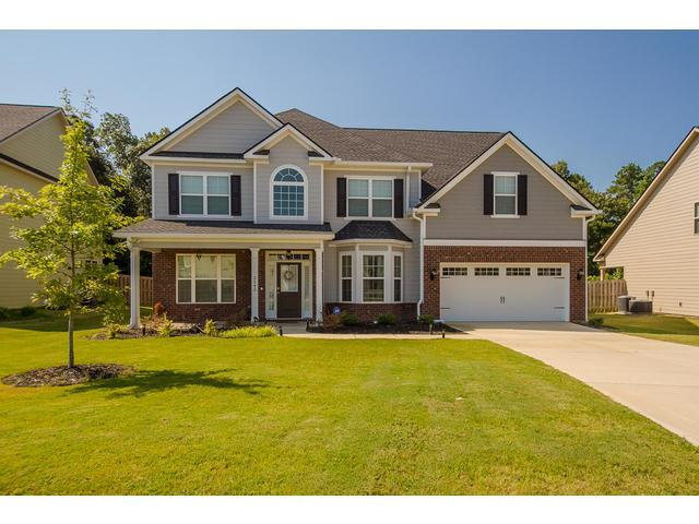 3543 Patron Drive, Grovetown, GA 30813 (MLS #444845) :: Shannon Rollings Real Estate