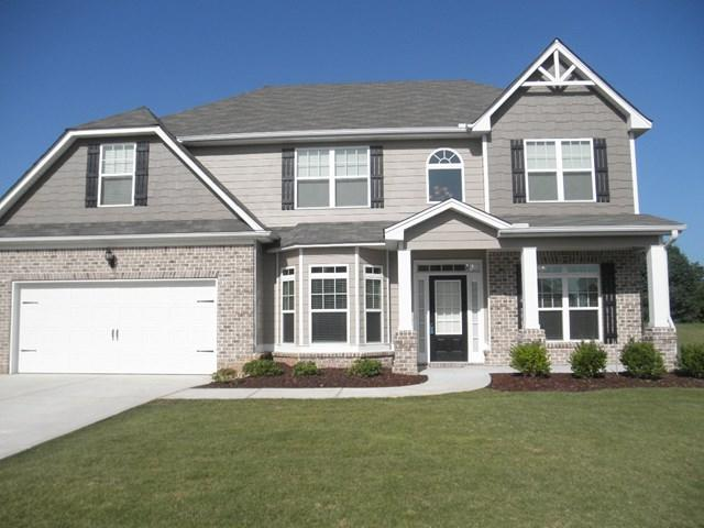 810 Rollo Domino Circle, Evans, GA 30809 (MLS #444970) :: Southeastern Residential