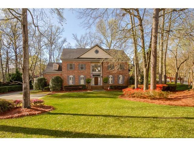 3594 Pebble Beach Drive, Martinez, GA 30907 (MLS #445148) :: Young & Partners