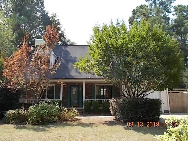 508 Greenwich Drive, Aiken, SC 29803 (MLS #445390) :: Venus Morris Griffin | Meybohm Real Estate