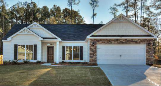 3 Peach Lane, Edgefield, SC 29824 (MLS #445857) :: Melton Realty Partners