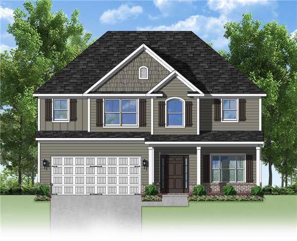 2115 Thornbury Cove, Evans, GA 30809 (MLS #445908) :: Southeastern Residential