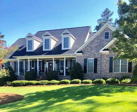 142 Pond View Road, Evans, GA 30809 (MLS #446068) :: Shannon Rollings Real Estate