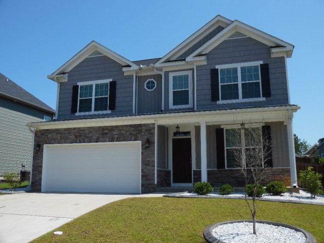 2637 Waites Drive, Grovetown, GA 30813 (MLS #446093) :: RE/MAX River Realty