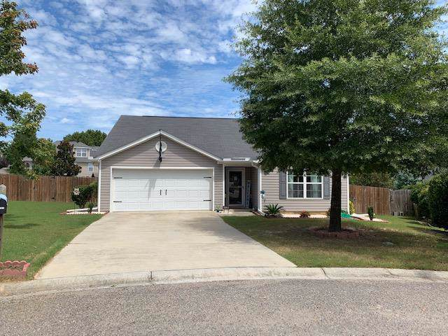 4128 Stone Pass Drive, Graniteville, SC 29829 (MLS #446110) :: Shannon Rollings Real Estate