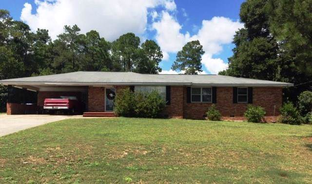2021 Nottingham Drive, Augusta, GA 30906 (MLS #446223) :: RE/MAX River Realty