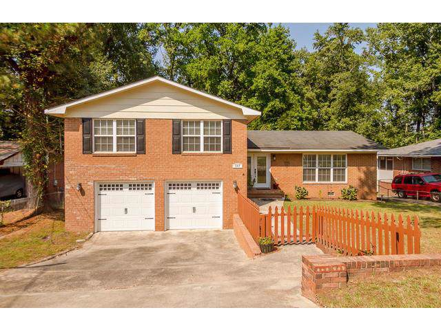 607 Bransford Road, Augusta, GA 30909 (MLS #446449) :: Young & Partners