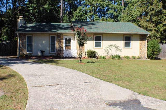 263 Deerfield Lane, Augusta, GA 30907 (MLS #446476) :: Southeastern Residential
