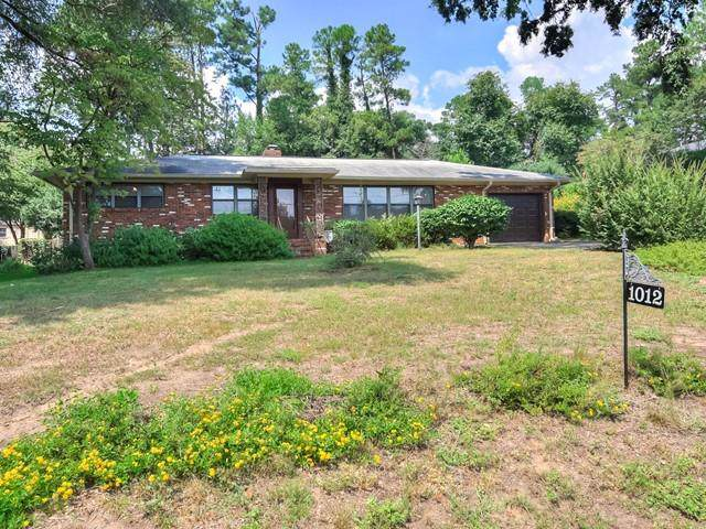 1012 Holiday Drive, North Augusta, SC 29841 (MLS #446604) :: Melton Realty Partners