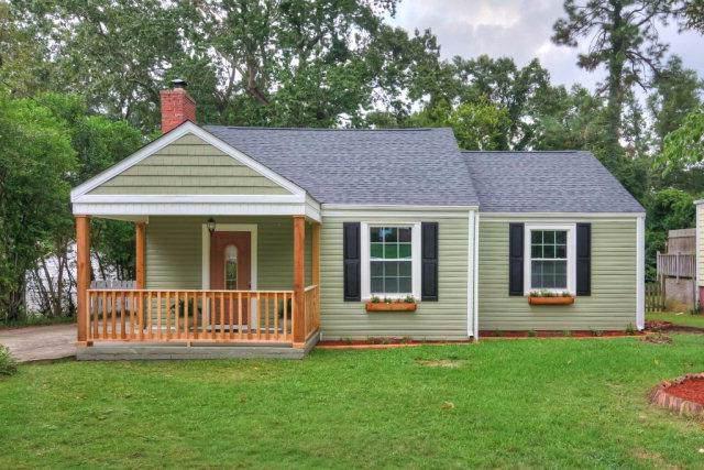 1610 Pendleton Road, Augusta, GA 30904 (MLS #446669) :: Shannon Rollings Real Estate