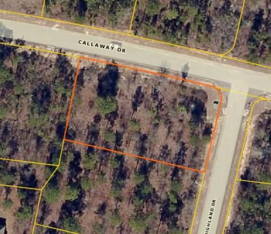 0 Callaway Drive, Graniteville, SC 29803 (MLS #446725) :: Shannon Rollings Real Estate