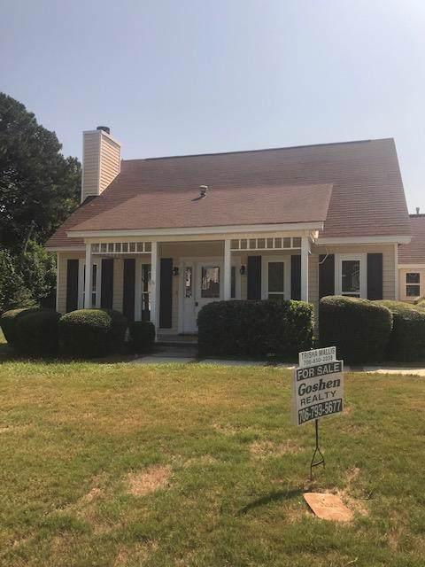 3904 Goshen Lane N, Augusta, GA 30906 (MLS #446763) :: Meybohm Real Estate