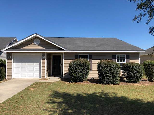 4120 Stone Pass Drive, Graniteville, SC 29829 (MLS #446876) :: Meybohm Real Estate