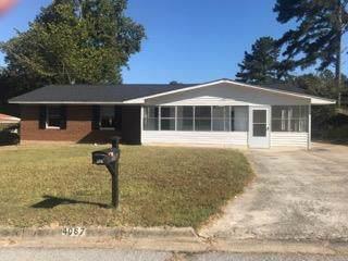 4067 Briarwood Drive, Martinez, GA 30907 (MLS #446933) :: RE/MAX River Realty