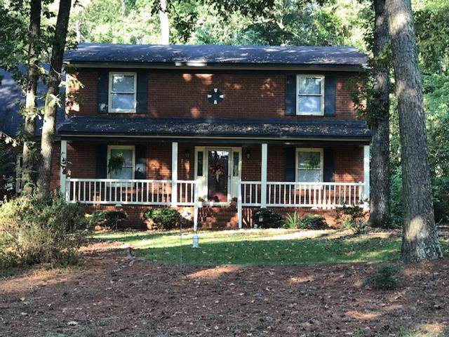 107 Sugar Creek Court, Grovetown, GA 30813 (MLS #447137) :: Young & Partners