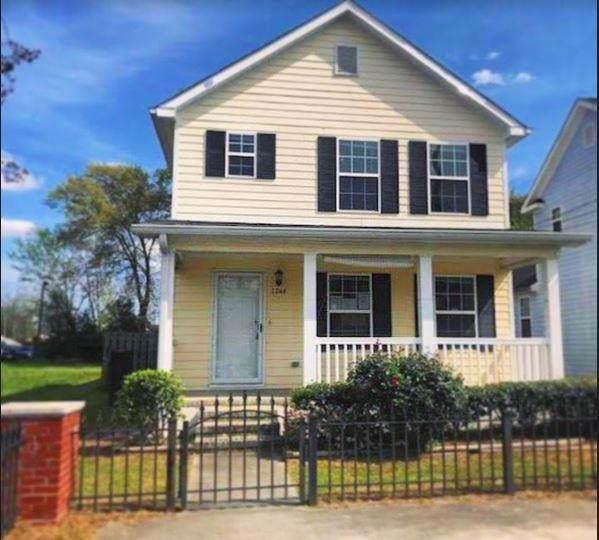 1246 Holley Street, Augusta, GA 30901 (MLS #447212) :: Venus Morris Griffin | Meybohm Real Estate