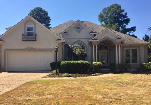 3670 Bay Point, Martinez, GA 30907 (MLS #447262) :: Young & Partners