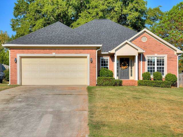 528 Marble Falls, Grovetown, GA 30813 (MLS #447422) :: Young & Partners
