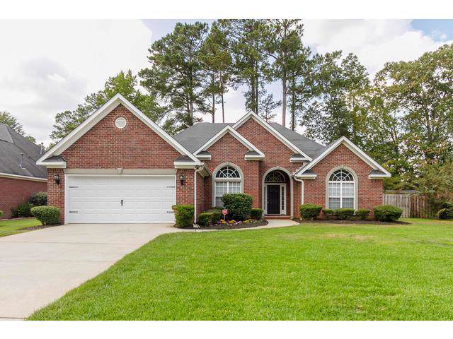 6104 Maness Court, Martinez, GA 30907 (MLS #447683) :: Shannon Rollings Real Estate