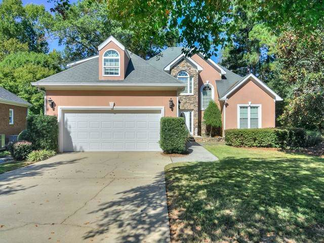 851 Park Chase Drive, Evans, GA 30809 (MLS #447691) :: Shannon Rollings Real Estate