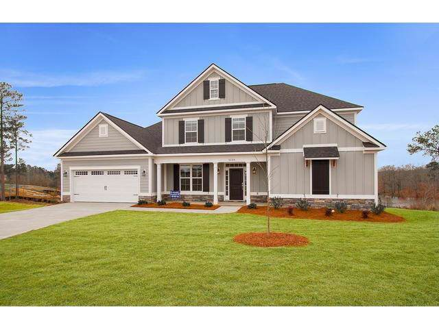 5124 Pickering Point, Evans, GA 30809 (MLS #447709) :: Young & Partners