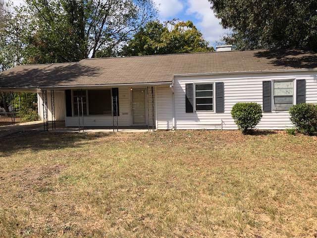 1151 Alderman Street, Aiken, SC 29801 (MLS #447777) :: Southeastern Residential